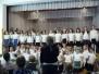 Iskolai évzáró hangverseny