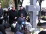 Lukács József atya síremlékének felszentelése
