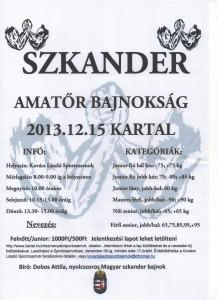 Szkander