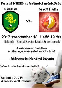 Futsal_plakat