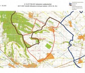 vadászati térkép